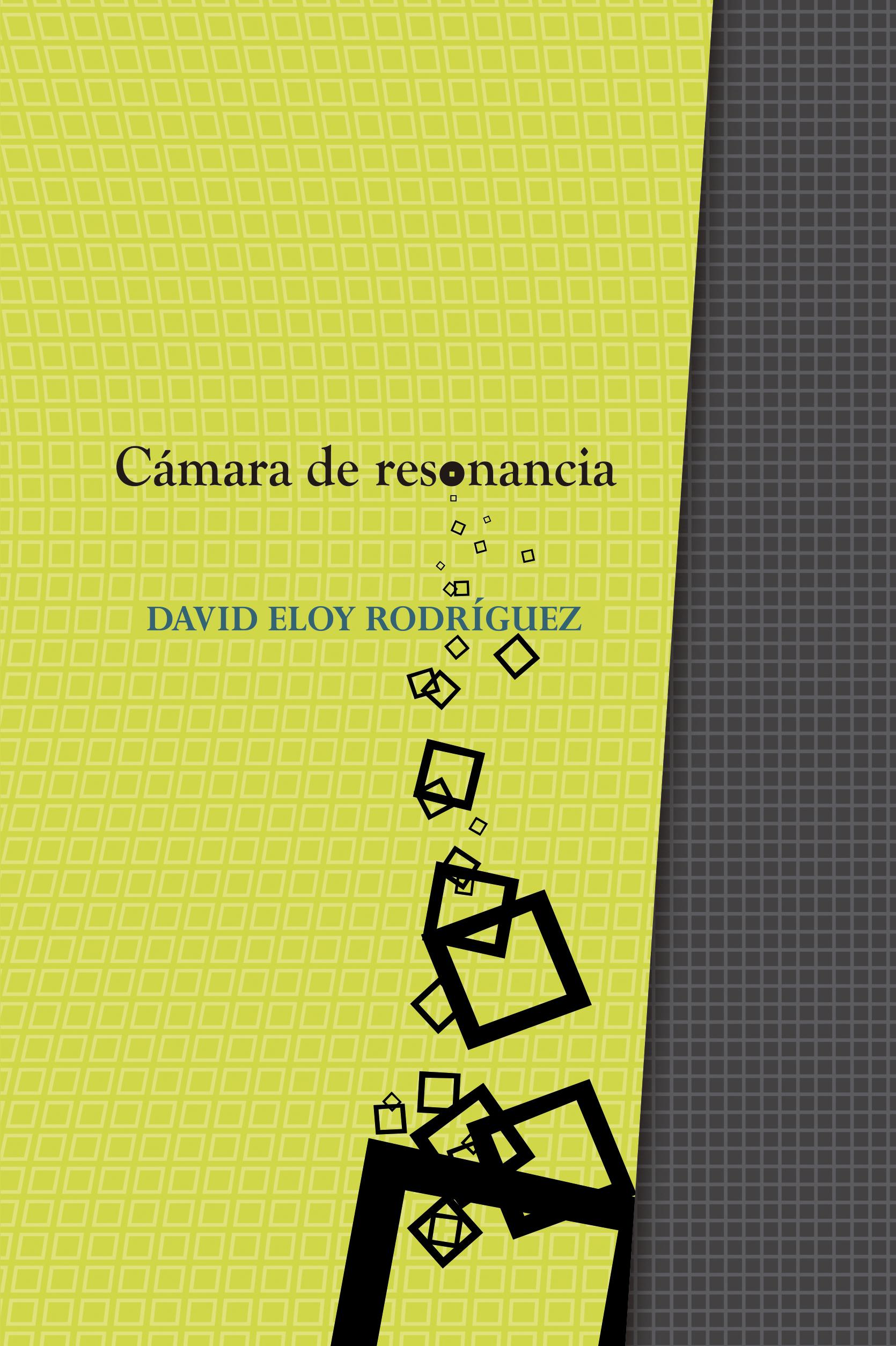 Cámara de resonancia - David Eloy Rodríguez   La Garúa Poesía
